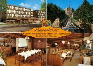 Bad Wilhelmshöhe-Kassel Cassel Kurparkhotel Kassel-Wilhelmshöhe  1975
