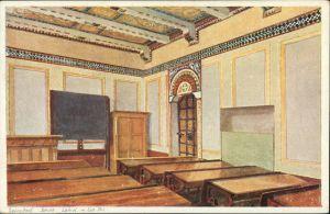 Berndorf (NÖ) Lehrzimmer im byzantinischen Stile, Schule Berndorf 1920