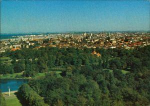 Malmö Malmö Utsikt från restaurang Oversten Panoramic View 1990
