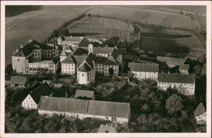 Ansichtskarte Bad Saulgau Kloster Sießen Luftbild 1932