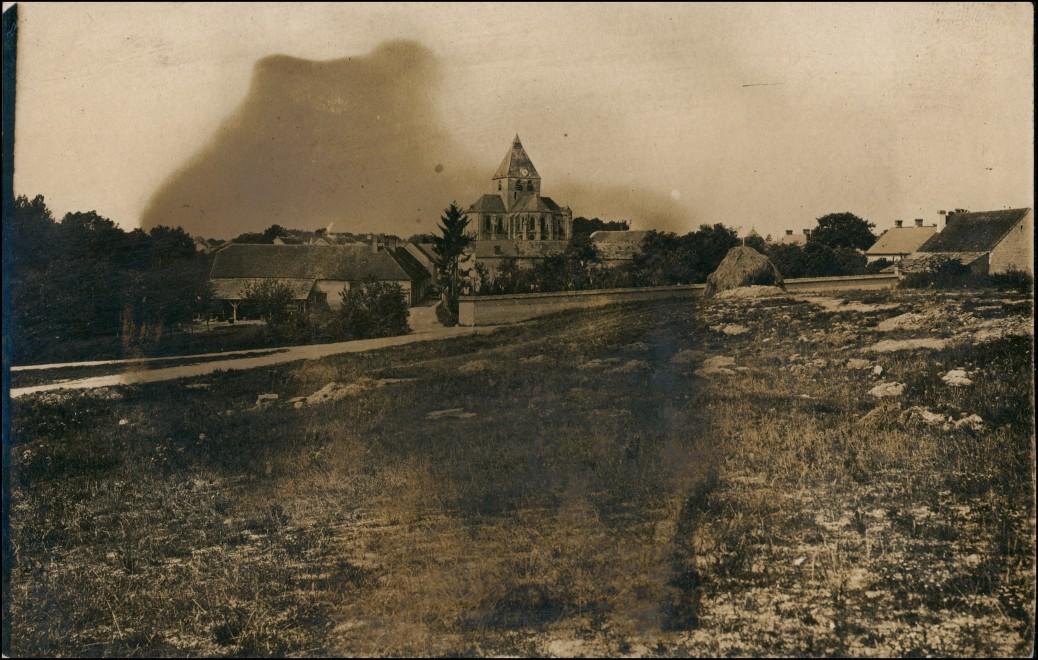 Guignicourt WK1 Soldatenbrief 3. Komp. 3. Inf. Regt. 102 1916 Privatfoto