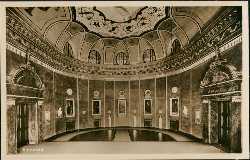 Ansichtskarte München Deutsches Museum - Ehrensaal 1930