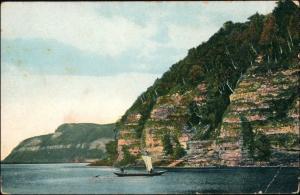 Postcard .Russland Rußland Россия Во́лга Wolga Jigouli 1914