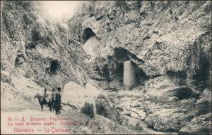 .Russland Rußland Россия Kaukasus Кавказ Ossetien 1911