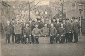 Ansichtskarte Dresden 15.2. Zur Erinnerung an das 15. Stiftungsfest 1913