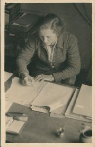 Menschen Soziales Leben Arbeit (Photo Eberhard Hofmann) 1941 Privatfoto