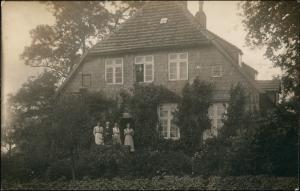 Foto Güstrow Familie Einfamilienhaus - Schiefer 1913 Privatfoto