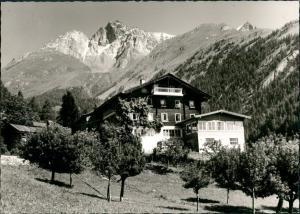 Virgen WELZELACH Landgasthaus Pension Schoberblick Toni Stadler 1960
