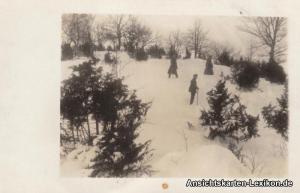 Postcard .Russland Soldaten im Winter 1916