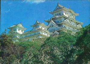 Ansichtskarte Himeji Burg Himeji-jō - Außenansicht 1969