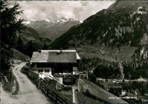 Matrei in Osttirol STRUMERHOF 1451 m Jausenstation Osttirol 1960