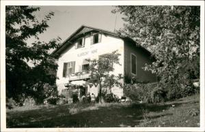 Bad Gleichenberg Foto Wurm Bad Gleichenberg: Gasthaus Albrecht Höhe 1960
