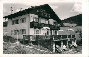 Pfarrwerfen Pension Unterkunft Sonneck Laubichl Land Salzburg 1960 Privatfoto