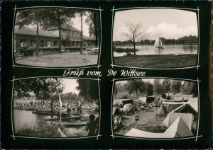 Ansichtskarte Kaldenkirchen MB: Strandhotel De Wittsee 1966