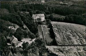 Ansichtskarte Damme (Dümmer b. Vechta)- Luftbild 1956
