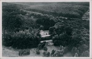 Ansichtskarte Alfeld (Leine) Luftbild Hotel Schlehberg 1941