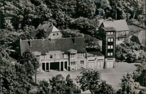 Ansichtskarte Nordwalde Luftbild 1963