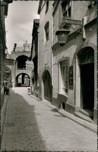 Ansichtskarte Andernach Rheinstraße 1963