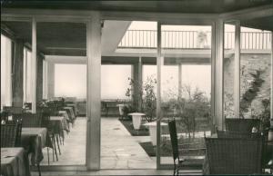 Ansichtskarte Frankfurt am Main Henninger Turm - Restaurant 1965