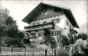 Ansichtskarte Fügen LANDHAUS GARNI Gästehaus Hofner im Zillertal 1960