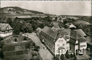 Waldkatzenbach-Waldbrunn (Odenwald) Gasthof Pension ADLER Waldkatzenbach 1965