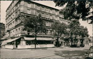 Mainz Café Restaurant Bar Hotel Königshof, Inh. C. Zieglmaier 1955