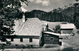 Tragöß (Steiermark) Alpengasthaus .Hiaslegg