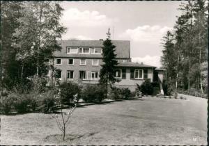 Ansichtskarte Altrahlstedt-Hamburg Altenheim Martha-Stiftung 1968