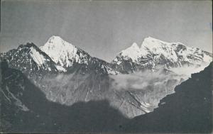 Bergsteiger Manchester Nepalese Expedition Nampa original Autogramme 1970