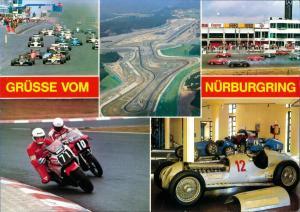 Adenau Nürburgring Motorsport Formel 1, Motorrad-Rennen, Oldtimer 1980
