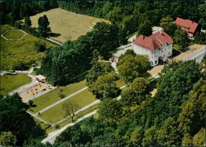 Sprötze-Buchholz in der Nordheide Luftbild Waldheim Lohbergen 1978