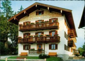 Egern-Rottach-Egern Gästehaus Franz Reiffenstuel am See, Seestrasse 1970