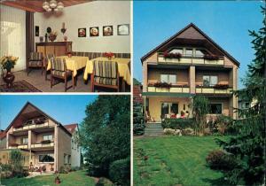 Bad Rothenfelde Unterkunft Lokal Gaststätte Haus Brinkmann Lerchenweg  1986