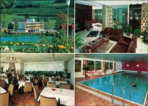 Gleierbrück-Lennestadt HOTEL RESTAURANT GLEIERTAL, Inh. Kleinmann, 1975