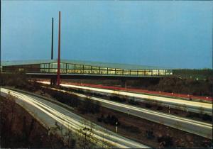 BAB-Raststätte - Motel DAMMERBERGE Autobahn Hansalinie