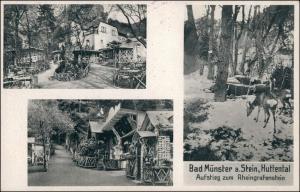 Bad Münster am Stein-Ebernburg 3 Bild Huttental Villen Gehege 1926