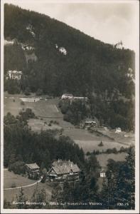 Ansichtskarte Semmering Sanatorium Vecsey 1929