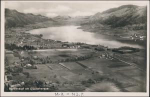 Ansichtskarte Bodensdorf-Steindorf Blick auf die Anlagen 1929
