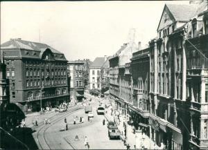 Postcard  Beuthen O.S. Bytom   Beuthn Plac Tadeusza Kościuszki 1965