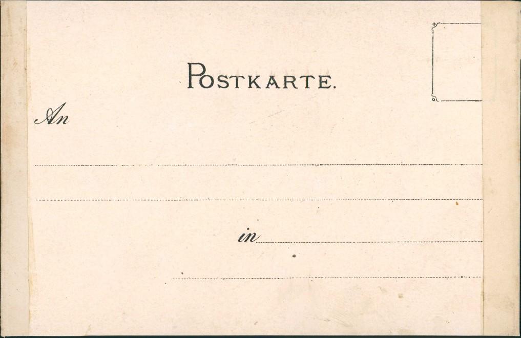 Ansichtskarte Bad Lobenstein Gruss aus: Stadt Alter Turm 1901 1
