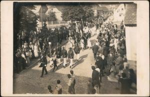 Foto  Zug in den Krieg Militaria Wk1 Weltkrieg 1914 Privatfoto