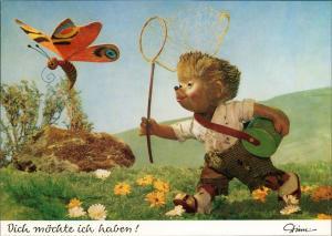 Mecki (Diehl-Film): Schmetterling fangen. Dich möcht ich haben 1970