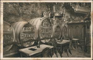 Königsberg (Ostpreußen) Калининград Blutgericht - Fässer 1930