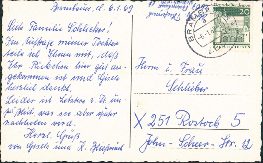 Lünen (Westfalen) MB Gymnasium, Münsterstr., Theater, Lippe-Brücke, Schloß 1969 1