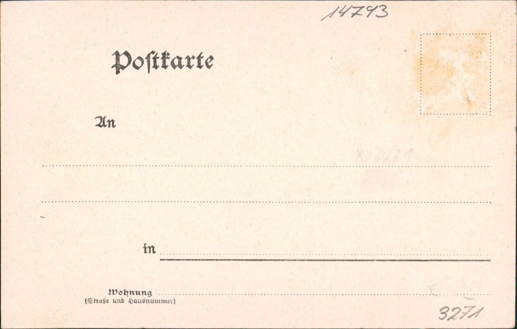 Magdeburgerforth-Möckern 3 Bild Bahnhofshotel, Oberförsterei 1907 1