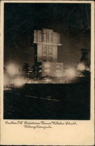 Beuthen O.S. Bytom | Beuthn Förderturm Kaiser Wilhelm Schacht 1937