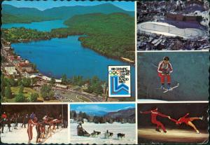 Lake Placid Olympic Winter Games  Olympische Winterspiele 1980