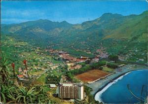 Machico Vista Geral da Baia de Machico/General view of Machico bay 1975