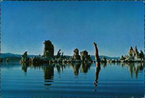 Postcard Kalifornien Monosee California Foto-AK Hipgnosis 1975