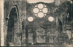 CPA Cernay-la-Ville Abbaye des VAUX-de-CERNAY/Kloster Ansicht 1910